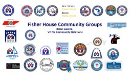 Fisher House Community Groups
