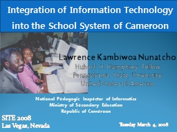 National Pedagogic Inspector of Informatics