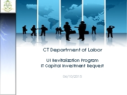 CT Department of Labor
