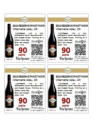 Scan and explore.  Visit getcellarkey.com on your smartphone