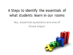 Defining the Essentials of a Differentiated Classroom for Planning of