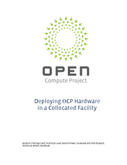 Deploying OCP Hardware in a Coll ocated Facility Autho