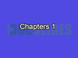 Chapters 1 & 2 Financial Accounting and Accounting Standards