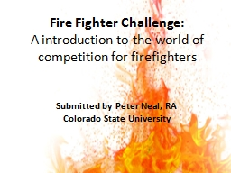 Fire  Fighter  Challenge: