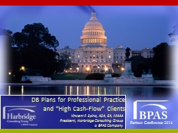 DB Plans for Professional Practice