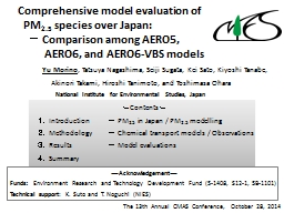 Comprehensive model evaluation of