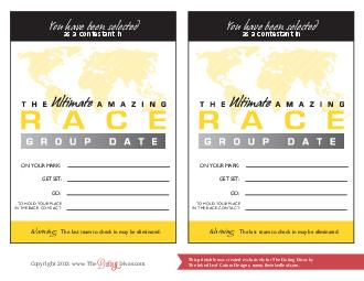 GET SET               This printable was created exclusively for The Dating Divas by The Inked Leaf Cutom Designs www