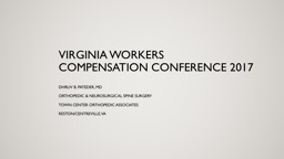 Virginia workers compensation conference 2017
