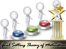 1   2   3 Goal Setting Theory of Motivation