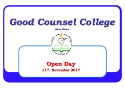 Good Counsel College New Ross