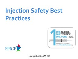 Injection Safety Best Practices
