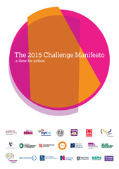 The  Challenge Manifesto a time for action A health a PowerPoint PPT Presentation