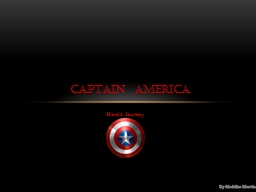 Hero's Journey Captain America