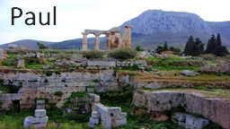 Paul Ancient Corinth The Las Vegas of the Ancient World. PowerPoint PPT Presentation
