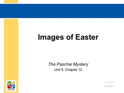 Images of Easter  Document #: