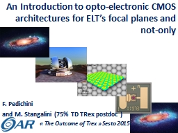An  Introduction  to opto-