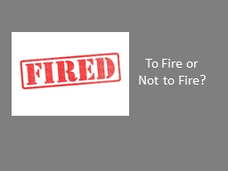 To Fire or Not to Fire? OSHA limits firings for mandatory post-accident drug test results