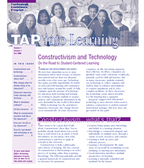 Volume  Number  Fall  IN THIS ISSUE Constructivism and