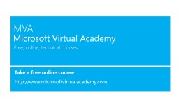 Free, online, technical courses