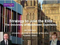 Strategy to Join the Elite