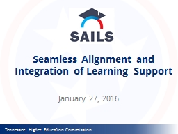 Seamless Alignment and Integration of Learning Support