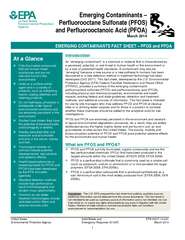 United States Solid Waste and EPA  F   Environmental P