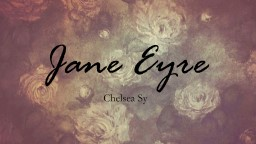 "Jane Eyre Chelsea Sy  ""The struggle to achieve dominance over others frequently appears in fictio PowerPoint Presentation, PPT - DocSlides"