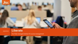 Liberate Our fully managed solution for access management