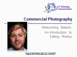 1 Commercial Photography