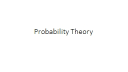 Probability Theory Validity