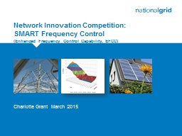 Network Innovation Competition: