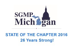 STATE OF THE CHAPTER 2016