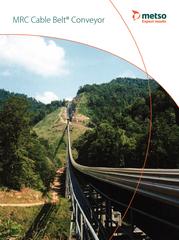 MRC Cable Belt Conveyor MPRPI TTSBUR GH  Cable Belt Me