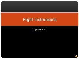 Ujaval  Patel Flight Instruments