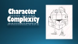 Character  Complexity Complex Character