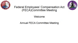 Federal Employees' Compensation Act