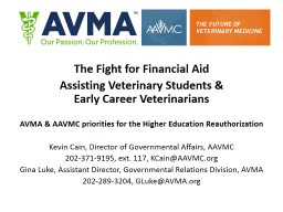 The Fight for Financial Aid