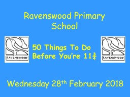 Ravenswood Primary School