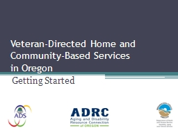 Veteran-Directed Home and Community-Based Services