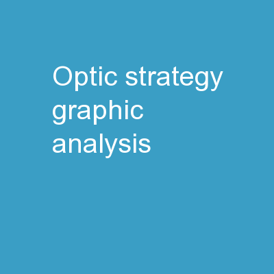 Optic Strategy Graphic Analysis