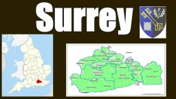 Surrey Just a stone's throw from London, in England's south east corner,�Surrey offers a great�di