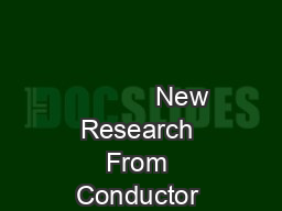 New Research From Conductor Shows Gifts