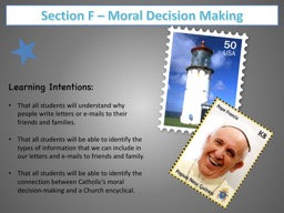 50 USA Section F  –  Moral Decision Making