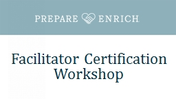 Facilitator Certification