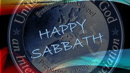 HAPPY  SABBATH CONFLICT - How to Handle it
