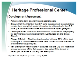 1 Heritage Professional Center