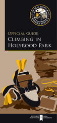 Official guide Climbing in Holyrood Park  Where are yo