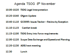 10.00-10.20	TSOG Legal  Interpretation PowerPoint Presentation, PPT - DocSlides