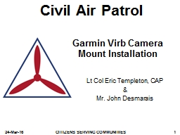 Garmin Virb Camera Mount Installation