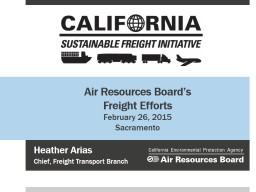 Air Resources Board's